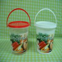 *EZ Food Pails, Stationery pails, Gift pails, Candy Containers