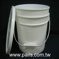 *3.5Gallons Plastic Pail, Plastic buckets, Plastic Containers