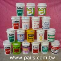 *Paint pails, Chemical Pails